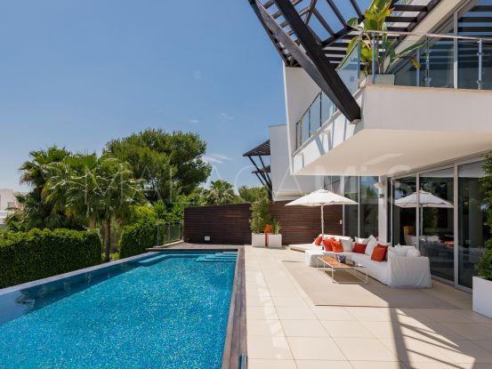 3 bedrooms semi detached house in Marbella Golden Mile   Solvilla