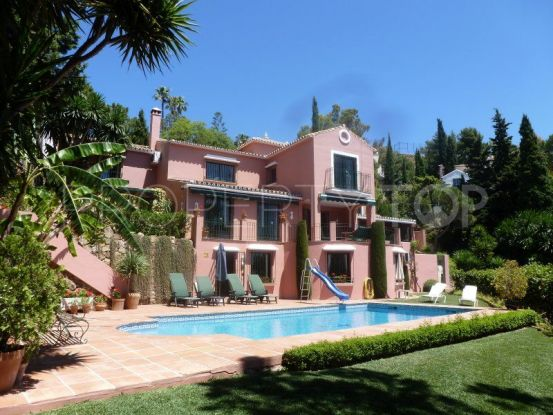 For sale El Madroñal villa | House & Country Real Estate