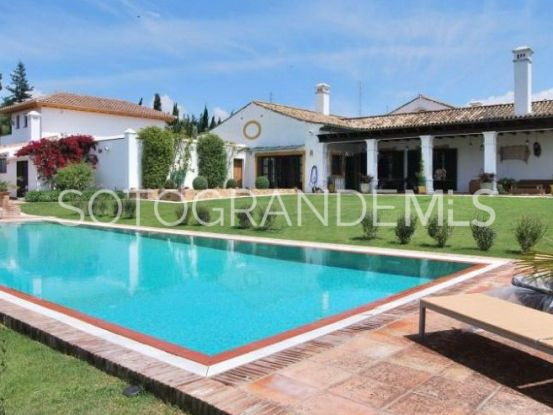 Country house with 9 bedrooms in Sotogrande | BM Property Consultants