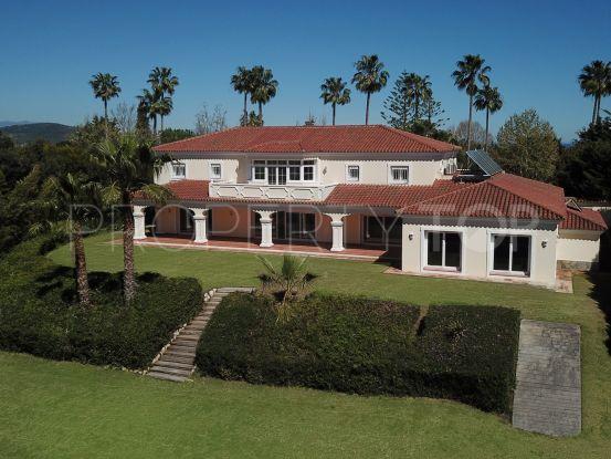 Villa with 4 bedrooms for sale in Sotogrande Costa   BM Property Consultants