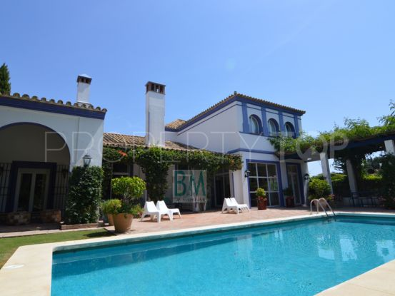 Buy villa in Sotogrande Costa with 6 bedrooms | BM Property Consultants