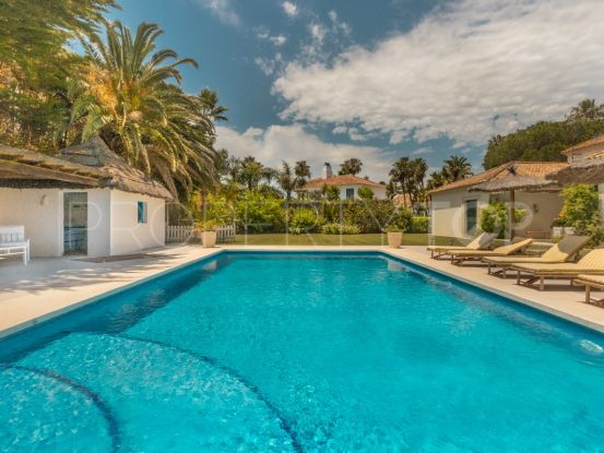 Villa for sale in Sotogrande Costa with 6 bedrooms   BM Property Consultants