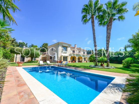6 bedrooms villa for sale in Sotogrande Alto | BM Property Consultants