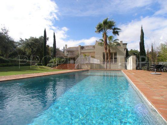 For sale villa with 6 bedrooms in Sotogrande Costa | BM Property Consultants
