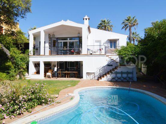 Buy Sotogrande Costa villa with 4 bedrooms | BM Property Consultants