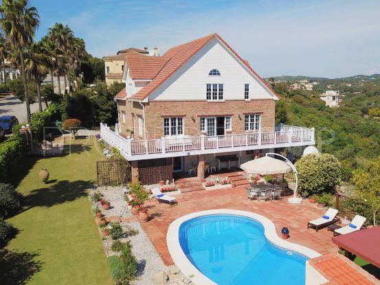 For sale villa in Sotogrande Alto   BM Property Consultants