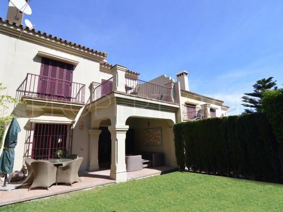 For sale 4 bedrooms town house in El Casar Floresta, Sotogrande | BM Property Consultants