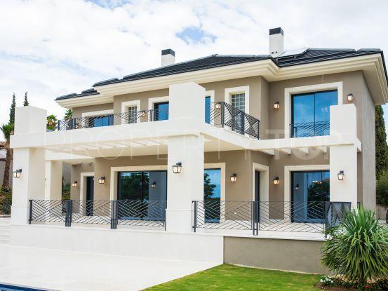 For sale villa in Los Flamingos, Benahavis | Magna Estates