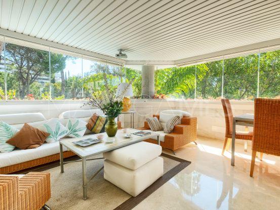 For sale apartment with 3 bedrooms in Jardín del Mediterráneo, Marbella | Magna Estates