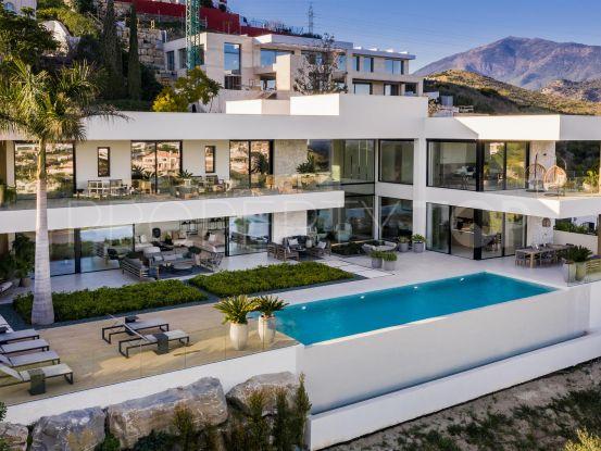 For sale 5 bedrooms villa in La Alqueria, Benahavis | Magna Estates
