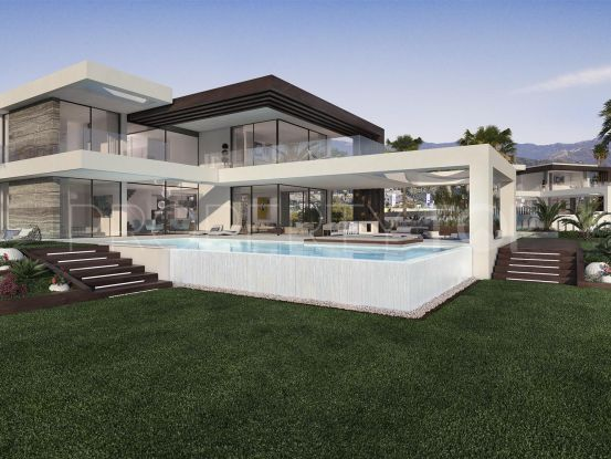 For sale villa in Cancelada with 4 bedrooms | Magna Estates