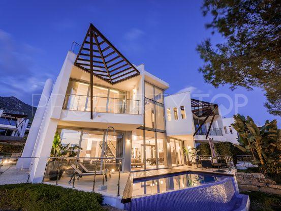 Sierra Blanca 3 bedrooms semi detached villa for sale | Luxury Villa Sales