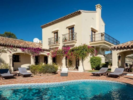 Villa for sale in La Quinta, Benahavis | Luxury Villa Sales