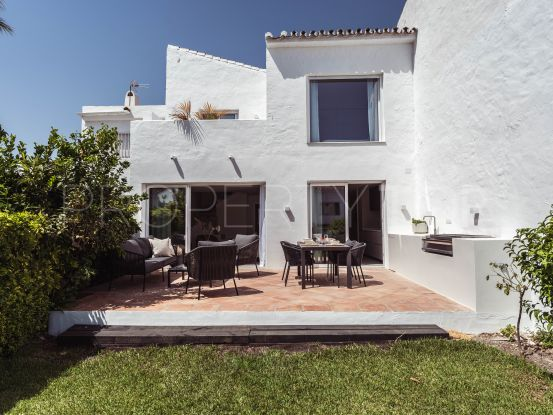 Town house with 3 bedrooms in Aloha, Nueva Andalucia   Luxury Villa Sales
