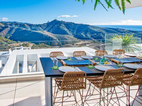 For sale 3 bedrooms penthouse in Palo Alto, Ojen | Luxury Villa Sales