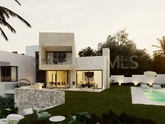 Buy villa with 4 bedrooms in Mirador del Paraiso, Benahavis | Arias-Camisón Properties