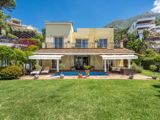 Buy villa with 4 bedrooms in Sierra Blanca Country Club, Istan | NJ Marbella Real Estate