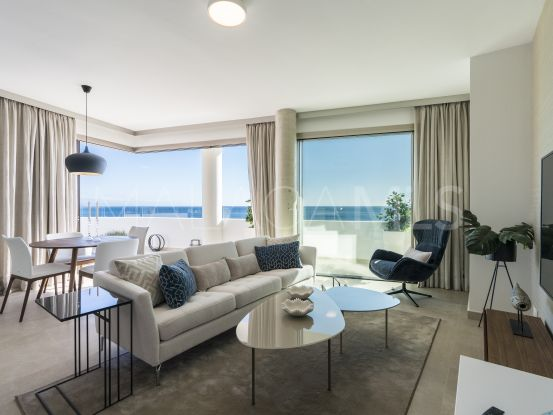 For sale 3 bedrooms ground floor apartment in Cala de Mijas, Mijas Costa | NJ Marbella Real Estate