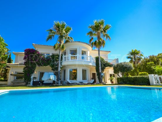 Los Altos de los Monteros villa for sale | NJ Marbella Real Estate