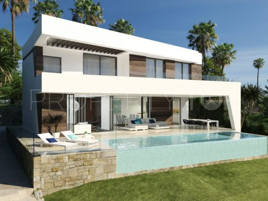 New Golden Mile villa with 3 bedrooms | NJ Marbella Real Estate
