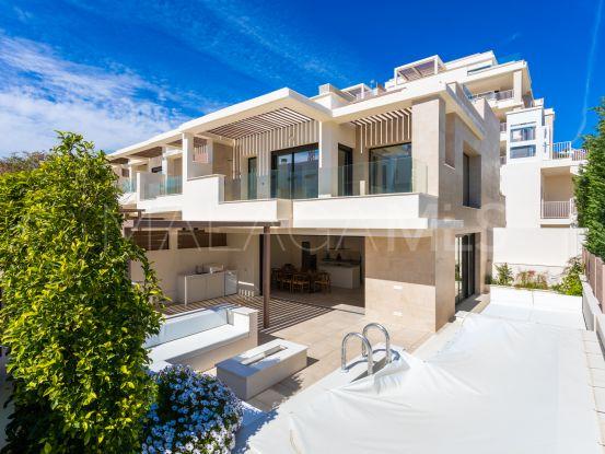 For sale semi detached house in Cala de Mijas with 4 bedrooms | NJ Marbella Real Estate