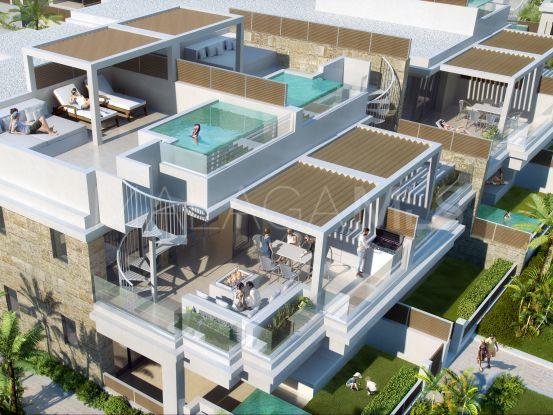 Cala de Mijas 3 bedrooms penthouse for sale | NJ Marbella Real Estate