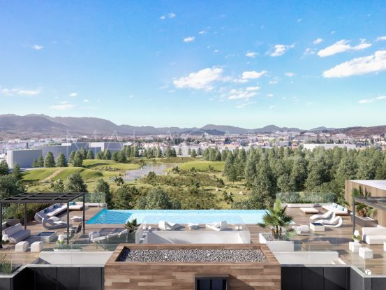 For sale Malaga 2 bedrooms apartment | NJ Marbella Real Estate
