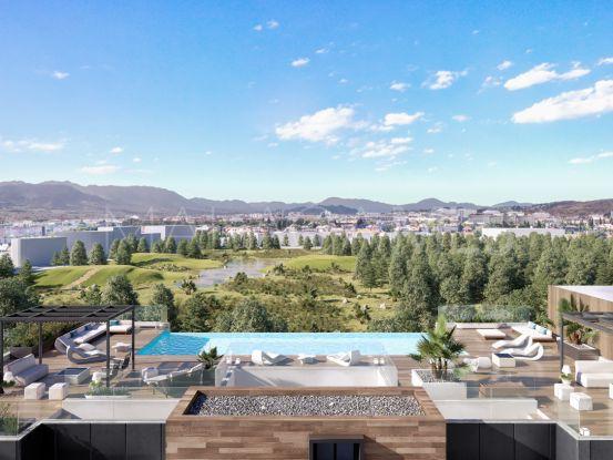 1 bedroom apartment in Malaga | NJ Marbella Real Estate