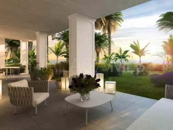 For sale Estepona 3 bedrooms ground floor apartment | NJ Marbella Real Estate