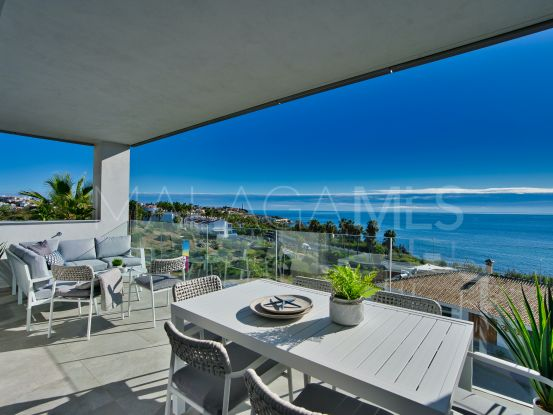 Ground floor apartment for sale in Mijas Costa with 3 bedrooms   NJ Marbella Real Estate