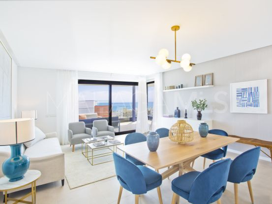 For sale Carvajal 3 bedrooms apartment   NJ Marbella Real Estate