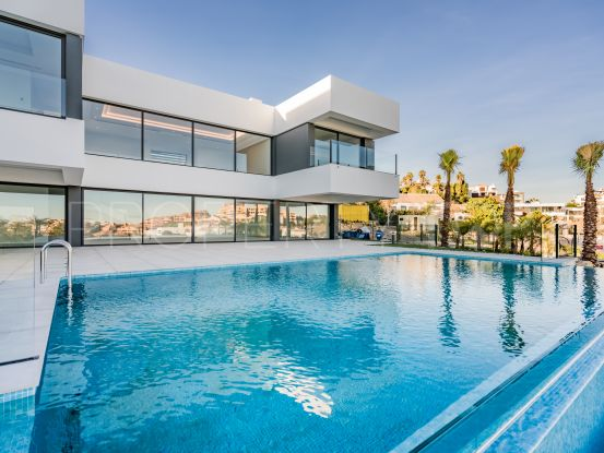 4 bedrooms villa for sale in La Alqueria, Benahavis | NJ Marbella Real Estate