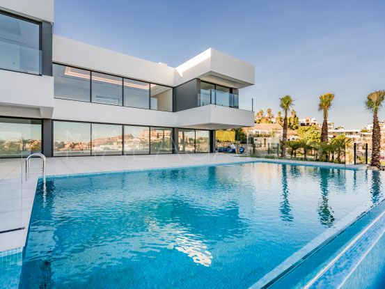 Las lomas del Conde Luque 4 bedrooms villa for sale | NJ Marbella Real Estate
