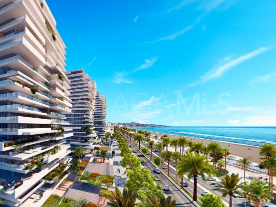 Buy apartment with 4 bedrooms in Malaga | NJ Marbella Real Estate