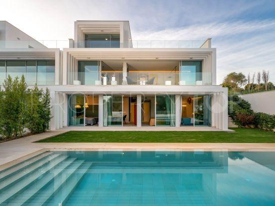 Buy La Cañada Golf 5 bedrooms villa   NJ Marbella Real Estate