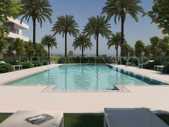 Buy Benahavis ground floor apartment | NJ Marbella Real Estate