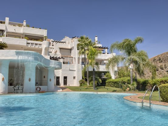Ground floor apartment for sale in Lomas de La Quinta with 3 bedrooms   NJ Marbella Real Estate