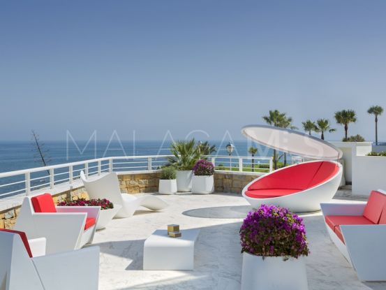 For sale 2 bedrooms penthouse in Manilva Beach | NJ Marbella Real Estate
