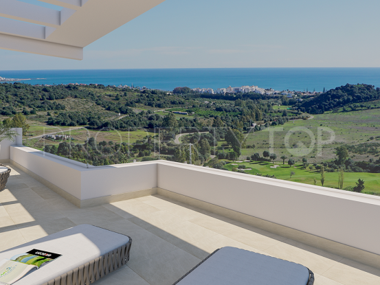 For sale Estepona Golf ground floor apartment with 3 bedrooms | NJ Marbella Real Estate
