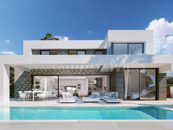 Villa for sale in Cabopino | NJ Marbella Real Estate