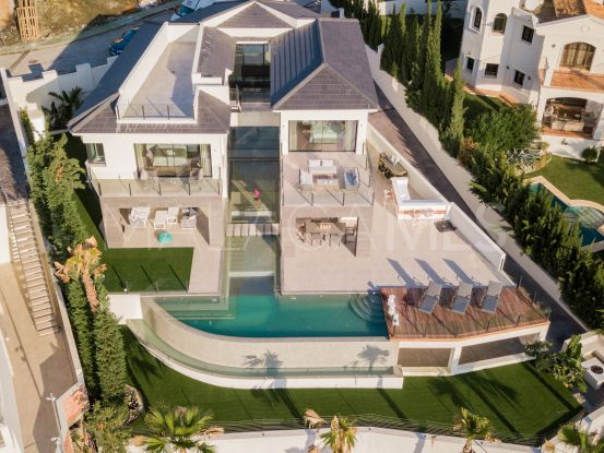 Villa in Lomas de La Quinta, Benahavis | SMF Real Estate