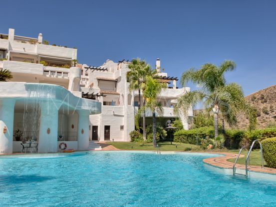 Atico a la venta con 3 dormitorios en La Quinta, Benahavis   SMF Real Estate
