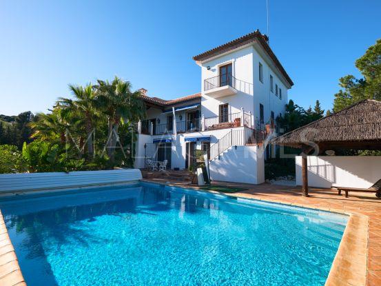 For sale villa in Los Reales - Sierra Estepona | SMF Real Estate