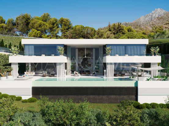 Villa en venta con 5 dormitorios en Real de La Quinta, Benahavis   SMF Real Estate