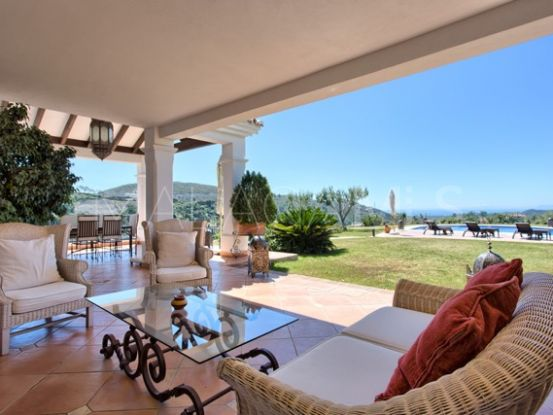 Villa en Marbella Club Golf Resort, Benahavis | SMF Real Estate
