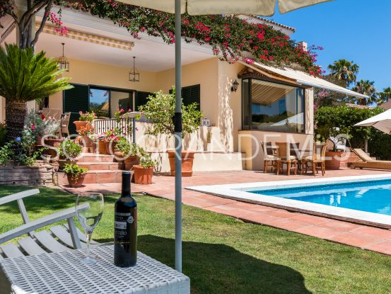Villa with 4 bedrooms for sale in Sotogrande Alto | Consuelo Silva Real Estate