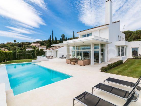 Villa for sale in Sotogrande Alto with 5 bedrooms   Consuelo Silva Real Estate
