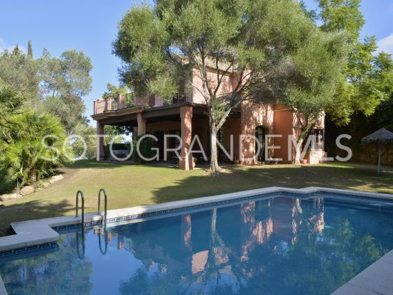 Villa with 5 bedrooms for sale in Sotogrande Alto | Consuelo Silva Real Estate