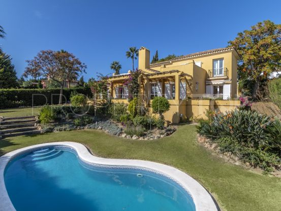 Villa for sale in Sotogrande Alto | Consuelo Silva Real Estate
