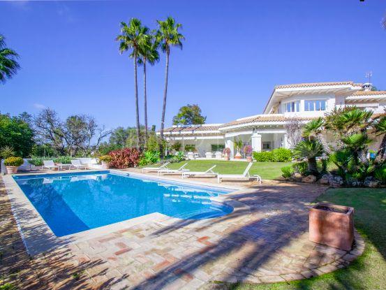 For sale Sotogrande Costa villa with 5 bedrooms   Consuelo Silva Real Estate